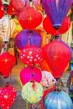 wietnamczycy lampionu Zdjęcie Royalty Free