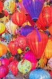 wietnamczycy lampionu Obrazy Royalty Free