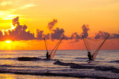 wietnamczycy rybaków Obraz Stock