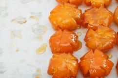 Wietnamczyk słodzący kumquat Obrazy Royalty Free