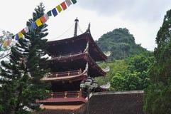 Wietnamska świątynia Obrazy Stock