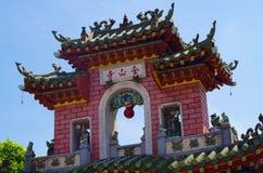 Wietnamska świątynia Obraz Royalty Free