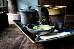 Wietnamska herbata Fotografia Stock