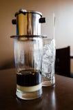 Wietnamska kawa Zdjęcie Royalty Free