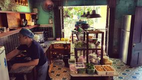 Wietnamska kuchnia obraz stock