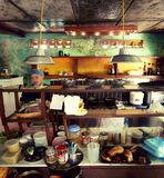 Wietnamska kuchnia w Hoi zdjęcie royalty free