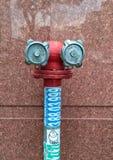 Wietnamski hydrant obraz royalty free