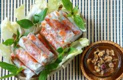 Wietnamski jedzenie, bo bia Zdjęcie Royalty Free