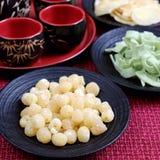 Wietnamski jedzenie, Tet, dżem, Wietnam księżycowy nowy rok Fotografia Royalty Free
