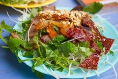 Wietnamski uliczny jedzenie Obraz Royalty Free