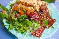Wietnamski uliczny jedzenie Zdjęcie Stock