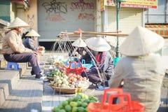 Wietnamski życie codzienne Obraz Royalty Free