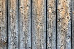 Wietrzejąca drewniana tło tekstura Fotografia Stock