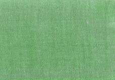 Wietrzejąca kolor książkowej pokrywy tekstylna tekstura Fotografia Stock