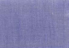 Wietrzejąca kolor książkowej pokrywy tekstylna tekstura Obrazy Stock