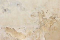 Wietrzejąca rocznik ściana Fotografia Royalty Free