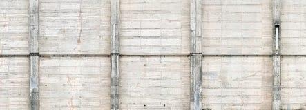 wietrzejąca tekstury betonowa ściana Obraz Stock