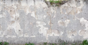 wietrzejąca tekstury betonowa ściana Obrazy Royalty Free