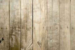 Wietrzejący drewniany tło Obrazy Stock