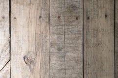 Wietrzejący drewniany tło Obraz Royalty Free