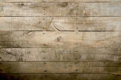 Wietrzejący drewniany tło Zdjęcia Royalty Free