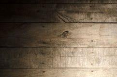 Wietrzejący drewniany tło Zdjęcie Royalty Free