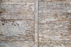 Wietrzejący drewniany tło Zdjęcie Stock