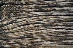 Wietrzeję dziegciował drewnianego tło Zdjęcie Stock