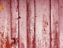 Wietrzeję malował drewnianą ścienną teksturę Fotografia Royalty Free