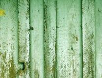 Wietrzeję malował drewnianą ścienną teksturę Obrazy Royalty Free