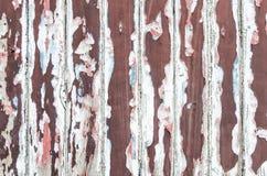 Wietrzeję malował drewnianą teksturę dla use jako tło Obrazy Royalty Free
