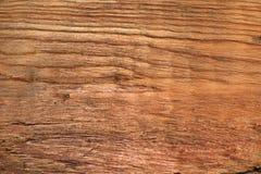 Wietrzeję spitted drewnianą teksturę z pęknięciami struktura Zdjęcie Stock