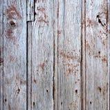 Wietrzeję starzał się popielatą drewnianą teksturę Obraz Stock