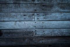 Wietrzeję textured drewniane deski, naturalny deseniowy tło Fotografia Royalty Free