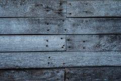 Wietrzeję textured drewniane deski, naturalny deseniowy tło Obrazy Royalty Free