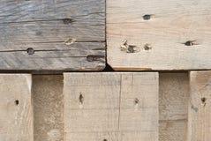 Wietrzejący drewno Obraz Stock