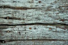 wietrzejący drewno Obraz Royalty Free