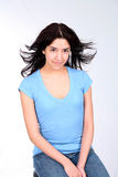 wietrznie Latina Zdjęcie Royalty Free