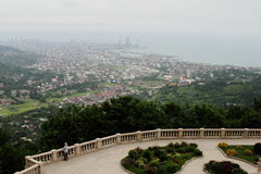 Wiev de Batumi Photos stock