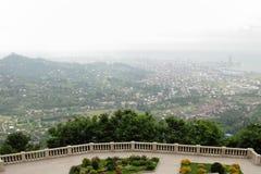 Wiev de Batumi Photo libre de droits
