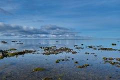 Wiev no mar Báltico Foto de Stock Royalty Free