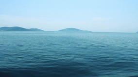 Wiev remoto de la isla de Burgazada y de Heybeliada en Estambul - Turquía