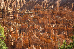 Wiew of Bryce Canyon Royalty Free Stock Photography