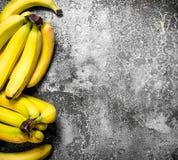 Świezi banany Zdjęcie Royalty Free