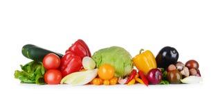 świezi grupowi warzywa Obraz Stock