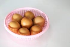 Świezi jajka Zdjęcia Stock