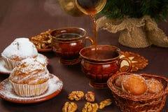 Świezi muffins Obrazy Stock