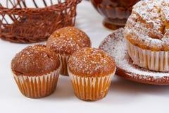 Świezi muffins Zdjęcia Stock
