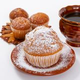 Świezi muffins Zdjęcie Stock