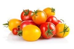 świezi pomidorowi warzywa Obraz Royalty Free